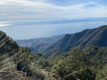 Hike the Cruz de Juanar  - a perfect day, minutes from Marbella
