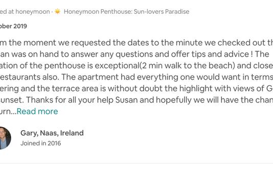 Honeymoon Penthouse
