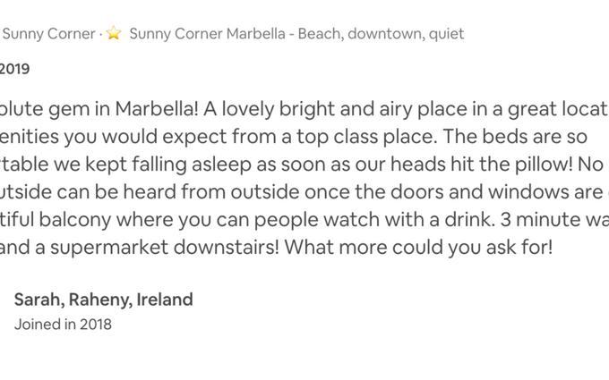 #sunnycornermarbella family beach week