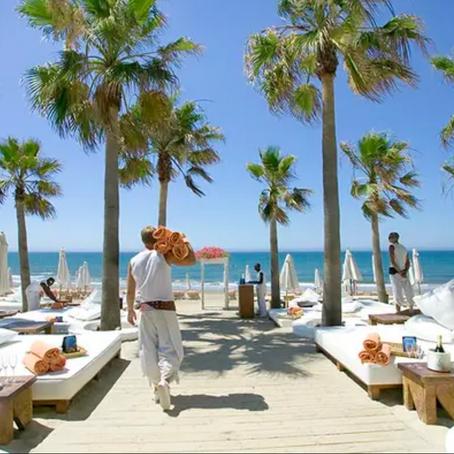 The Best Beach Restaurants in Elviria, Marbella