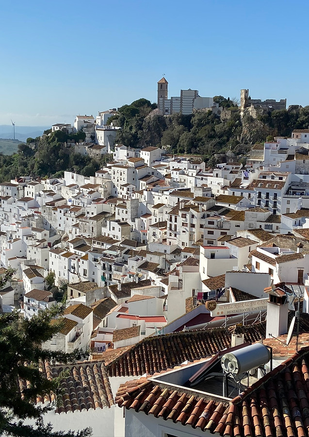 explore the white villages of andalucia from Sunny Corner Marbella Center