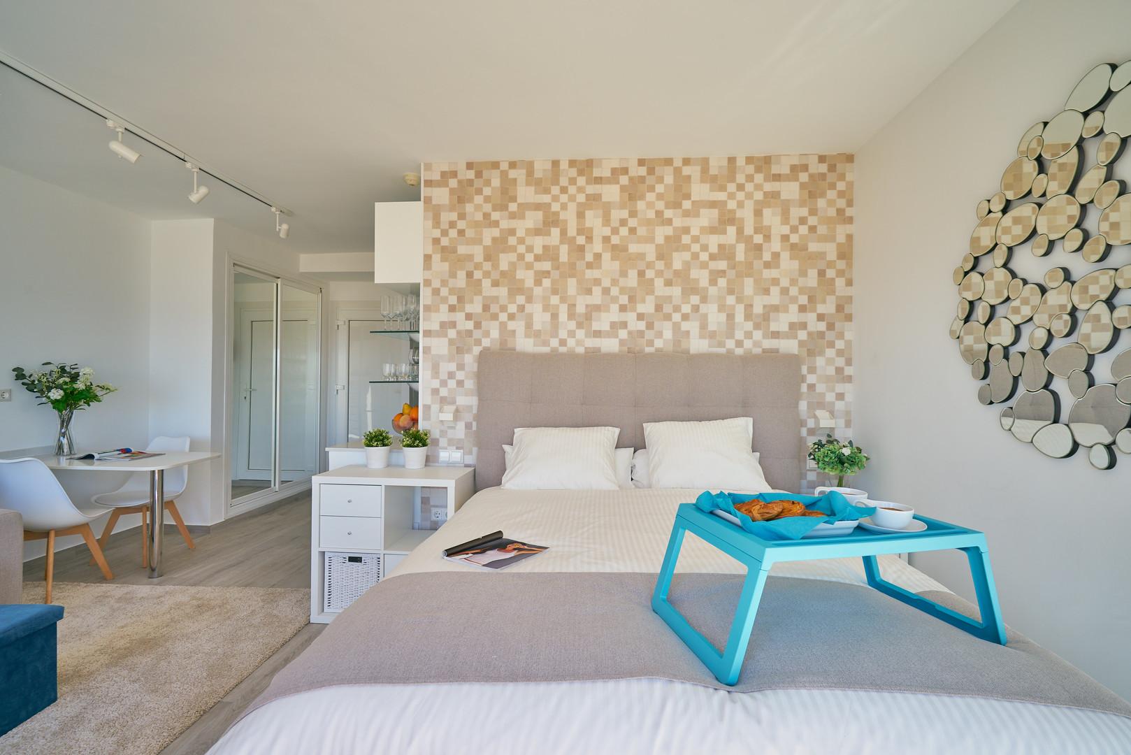 210 apartemento de vacancia romana playa