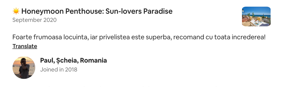 airbnb superhost costa del sol