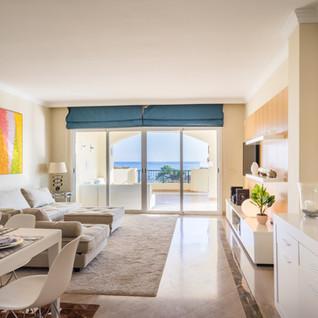 Nuestro piso en Hacienda Playa esta totalemente equipado y