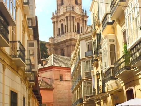 A perfect day in Malaga