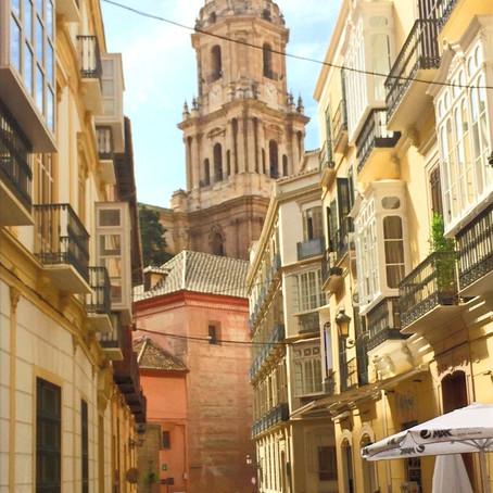 En perfekt dag i Malaga