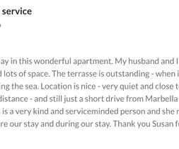airbnb superhost in marbella