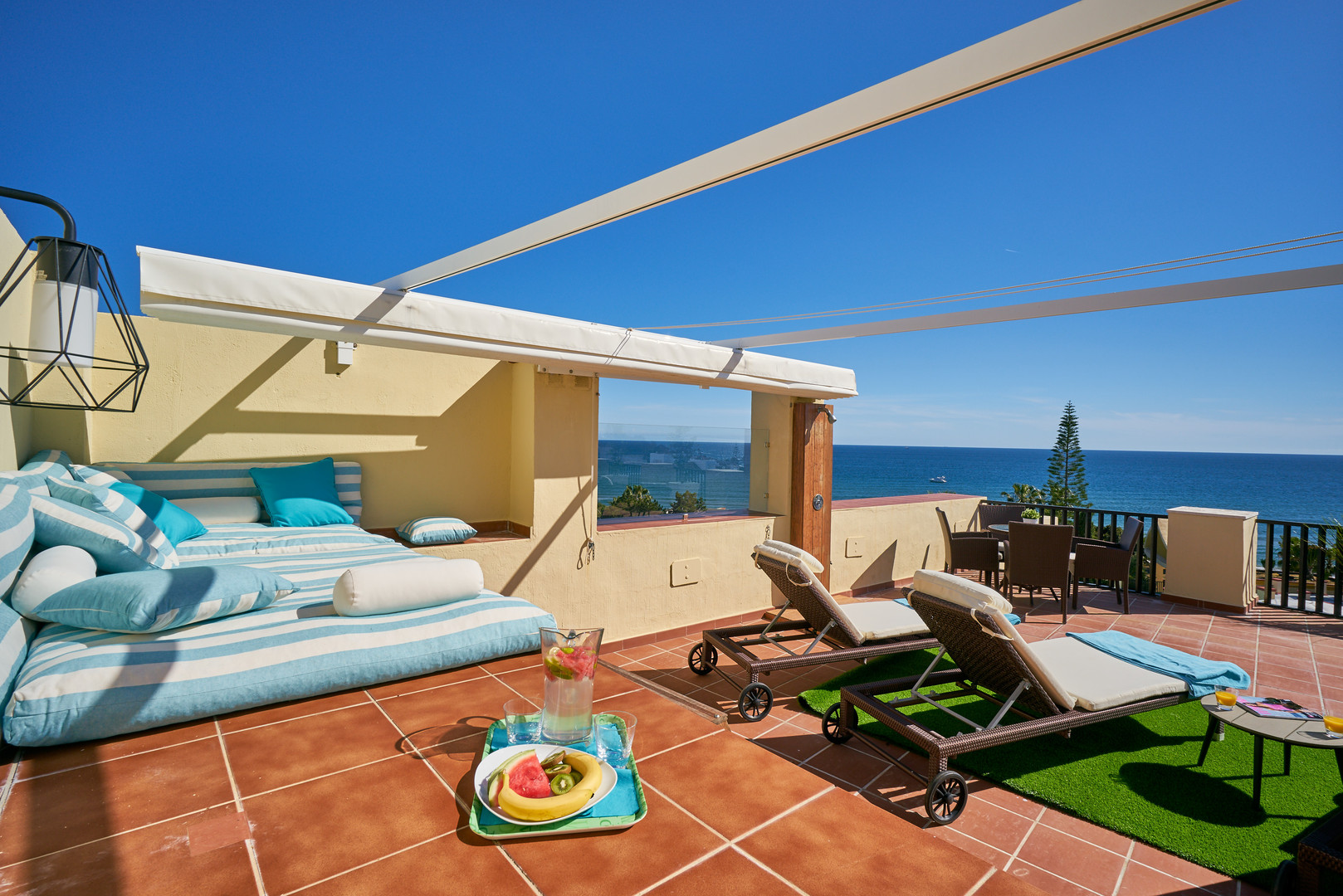 308 cozy piso lujo Romana Playa vista ma
