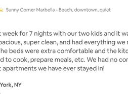 #sunnycornermarbella repeat guests