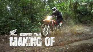 Honda Espn - CRF250 Making Of