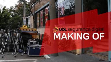 Uol Segurança Virtual Making Of