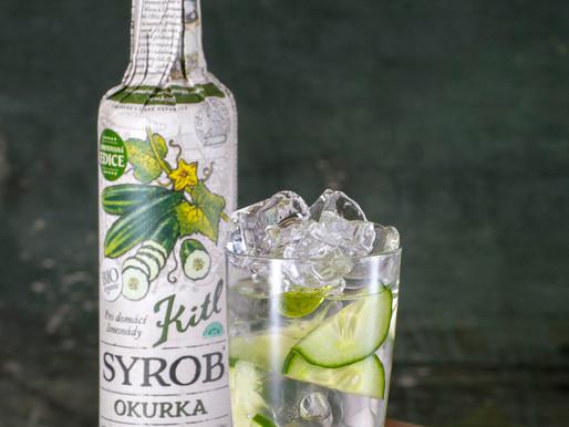 Kitl Syrob Okurka BIO se stal Nejlepším výrobkem roku Libereckého kraje