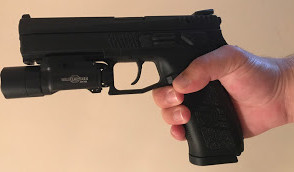 CZ P-09; Just the Facts
