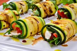 Zucchini Rolls With Arugula, Mozzarella And Tomato.jpg