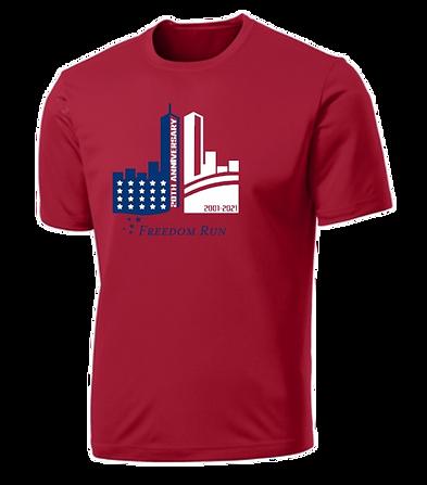 2021 Freedom Run Participant T-Shirt_edi