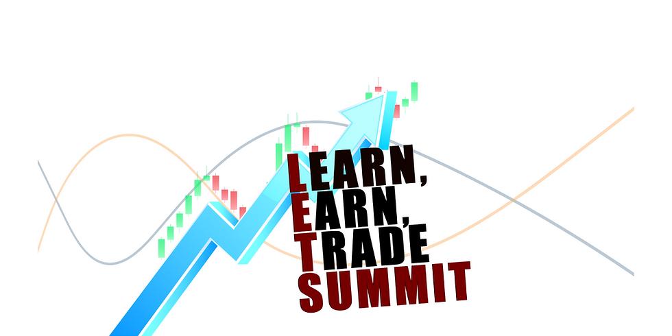 Learn, Earn, Trade Summit