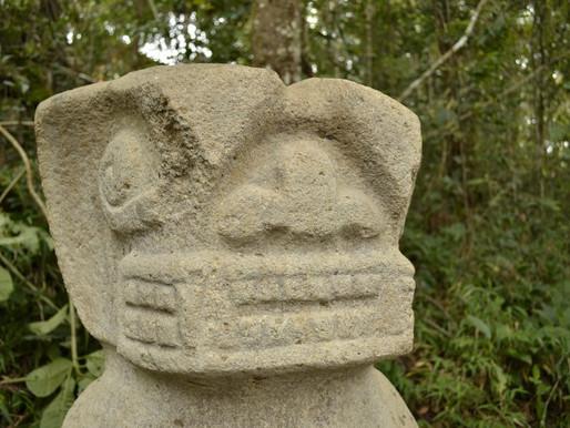 Parque Arqueologico, San Agustin, Colombia