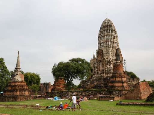 Ayutthaya Temples- The Second Capital of Thailand