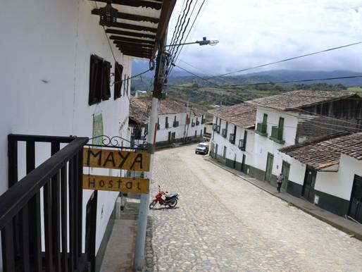 Maya Hostal, San Agustin, Colombia