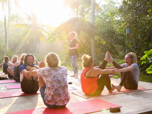 Weligama Surf Yoga Retreat – South Sri Lanka Paradise