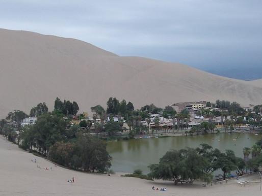 Huacachina – A Sandy Oasis in Peru