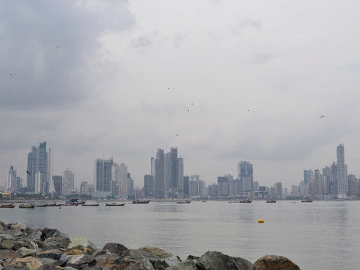 Crossing the Isthmus of Panama – Atlantic to Pacific in Two Hours