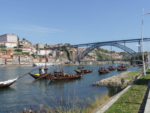 Porto, Oporto.  You're old but still awesome.