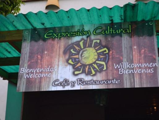 Expresión Cultural Café y Restaurante in Santa Ana, El Salvador