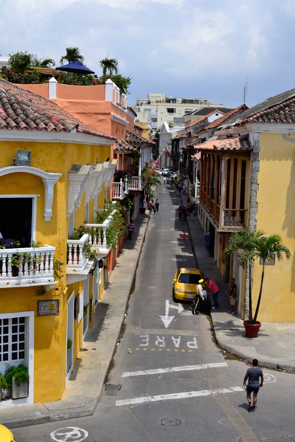 Colonial Colombia in Colorful Cartagena