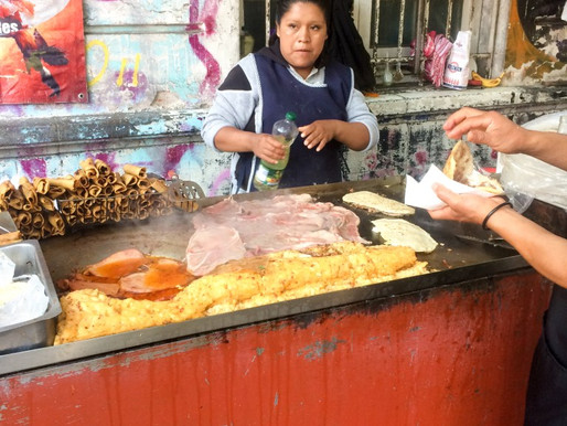 Mexico City Foodies