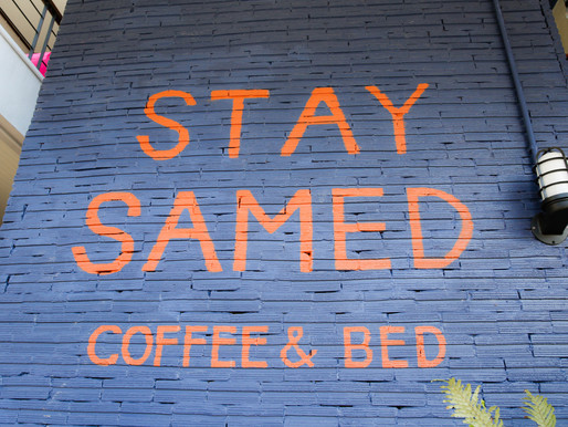 Stay Samed Coffee & Bed in Koh Samet, Thailand