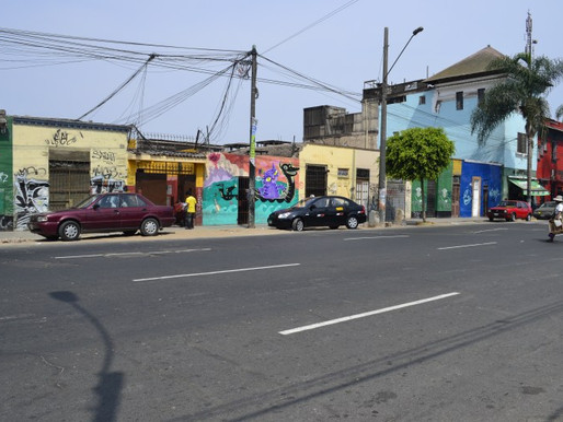 Barranco: The Hippest Part of Lima