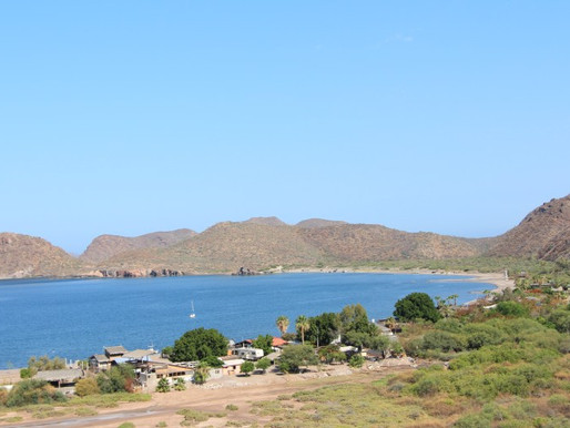 The Long Way Back – A Road Trip in Baja California