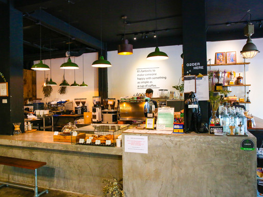 Factory Coffee – Bangkok's Best Beans