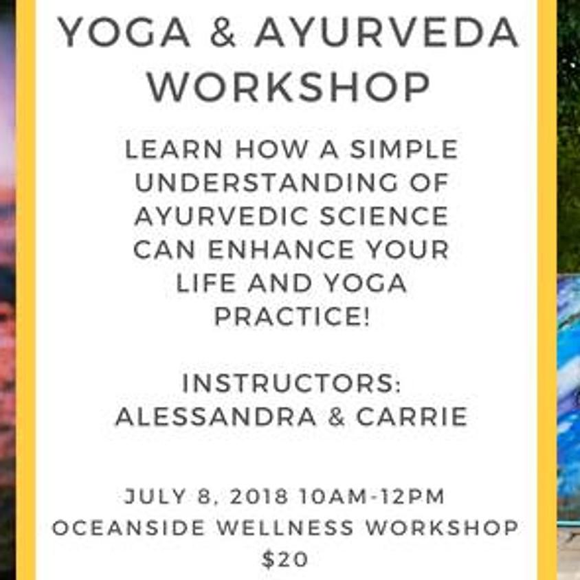 Yoga & Ayurveda Workshop