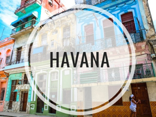 Enjoying Havana