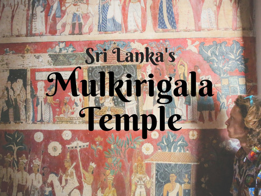 Mulkirigala – Our Favorite Sri Lanka Temple