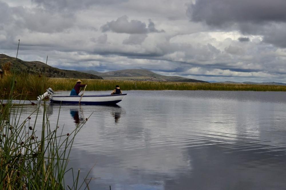Peru's Lake Titicaca Islands: Floating Villages