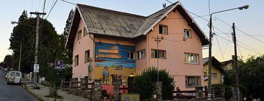 Hostel El Gaucho in Bariloche, Argentina