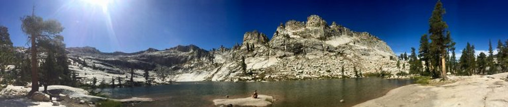 sequoia national park lakes hike