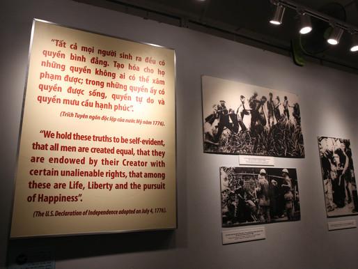 War Remnants Museum in Ho Chi Minh City (Saigon), Vietnam