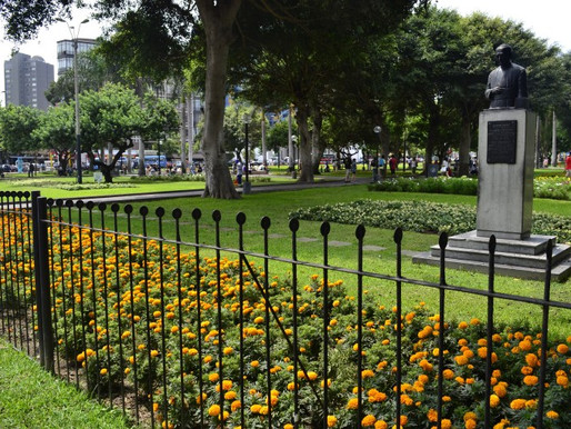 Miraflores – The Fancy Lima Barrio