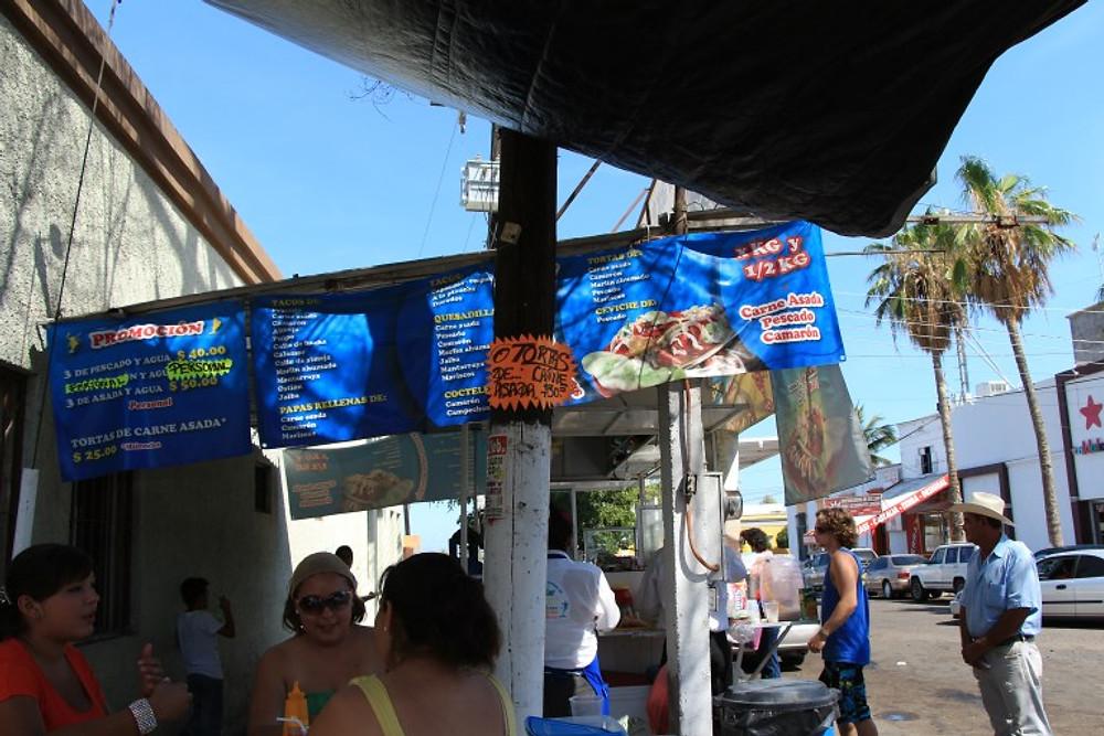 Super Tacos Baja California - Road tripping Baja Mexico