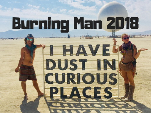 Burning Man 2018 – Back to Black Rock City