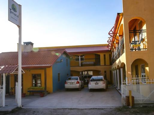Hotel Temazcal in Creel, Mexico
