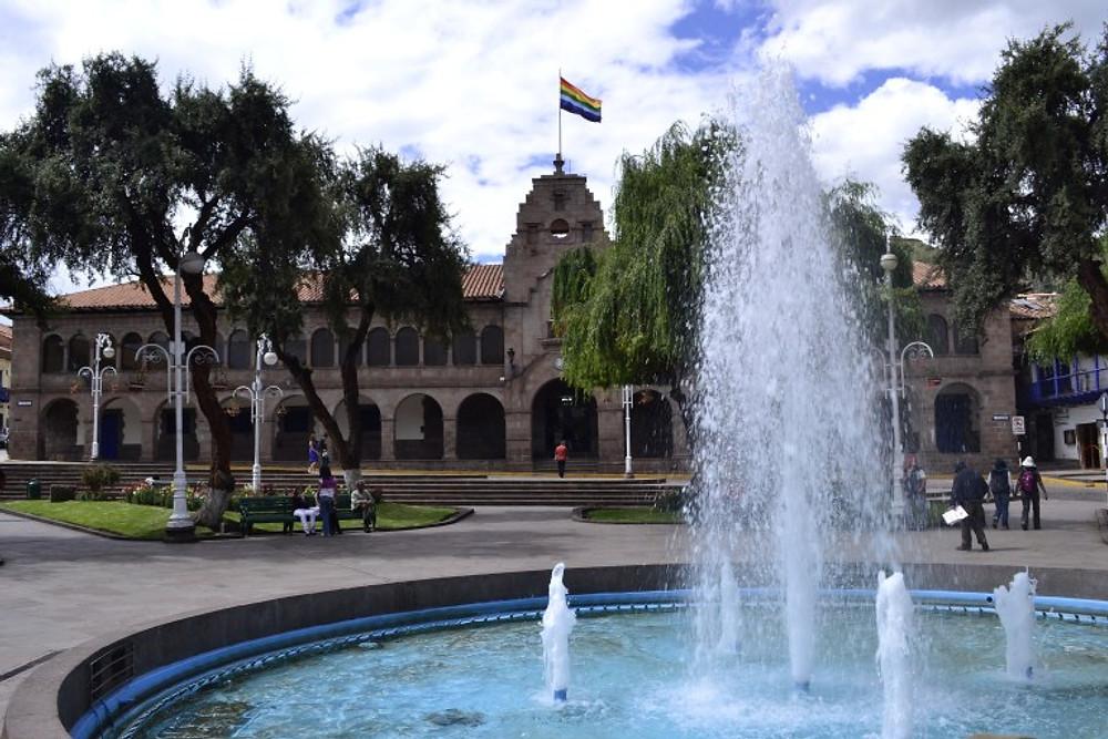 Cuzco free walking tour