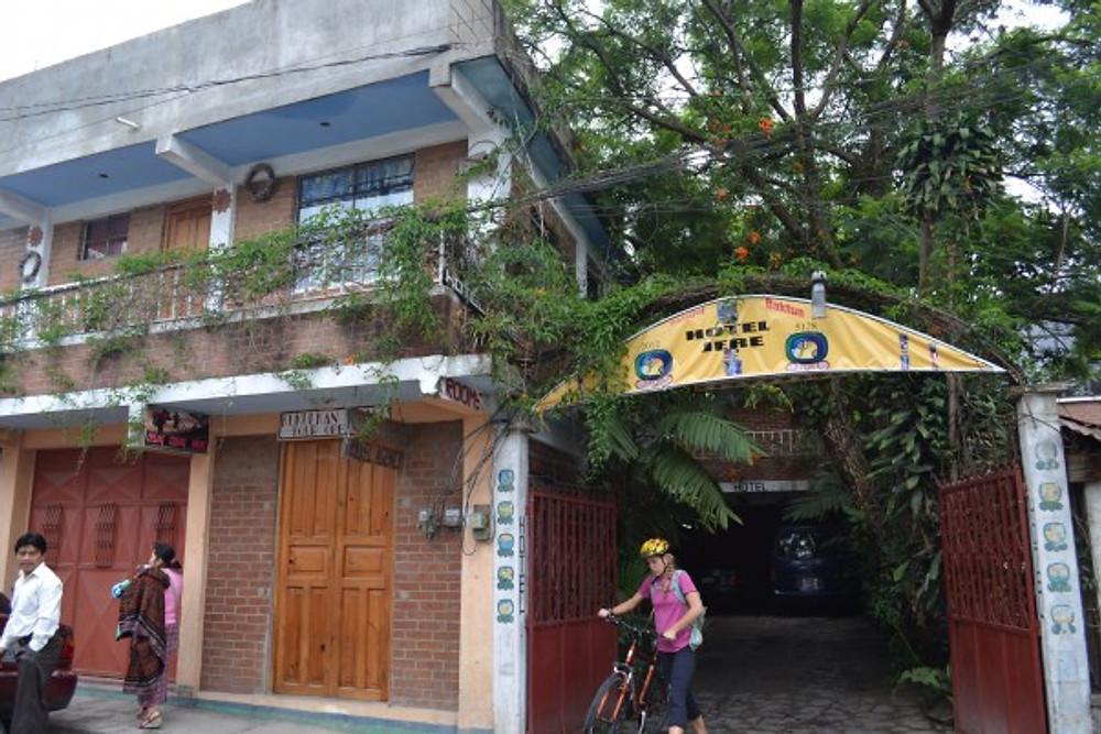 Hotel Jere in Panajachel