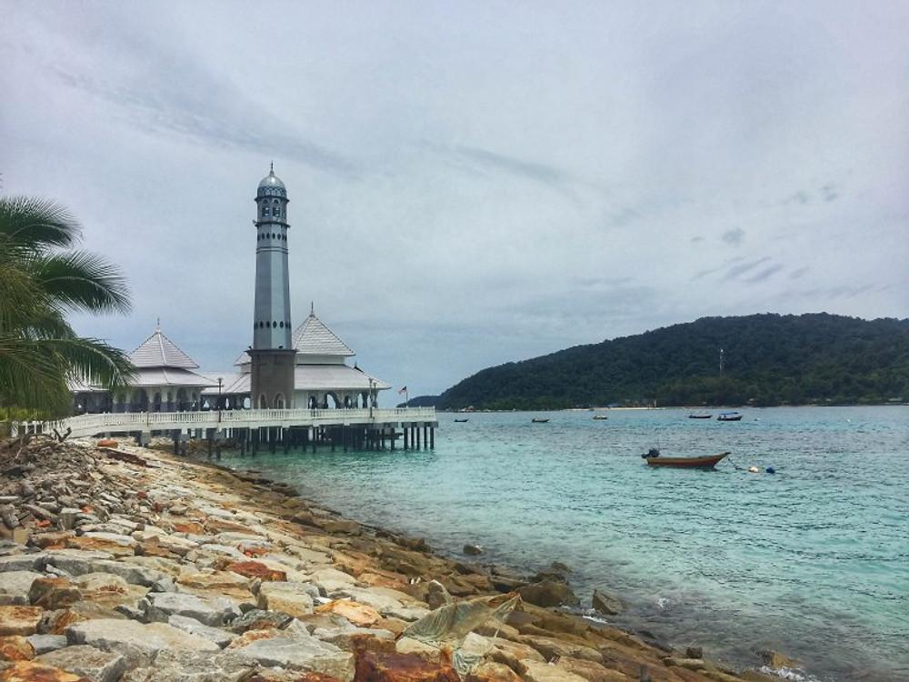 Silver Mosque Malaysia