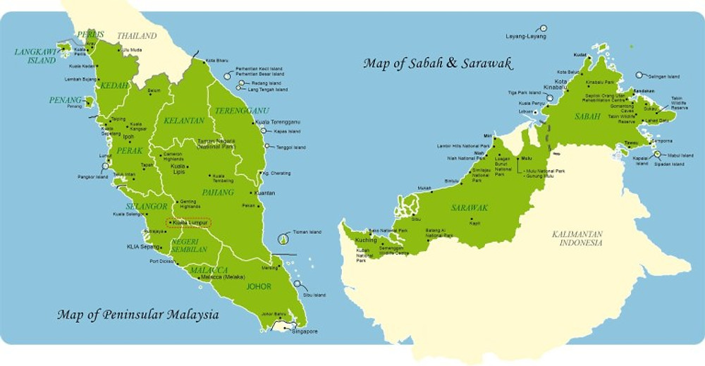 backpacking malaysia easy asia travel