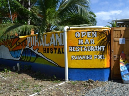 Pukalani Hostal in Bocas del Toro, Panamá
